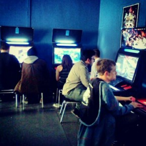 The State of Arcades: A Writer's Memories and Perspectives from Gamers | The Hudsucker